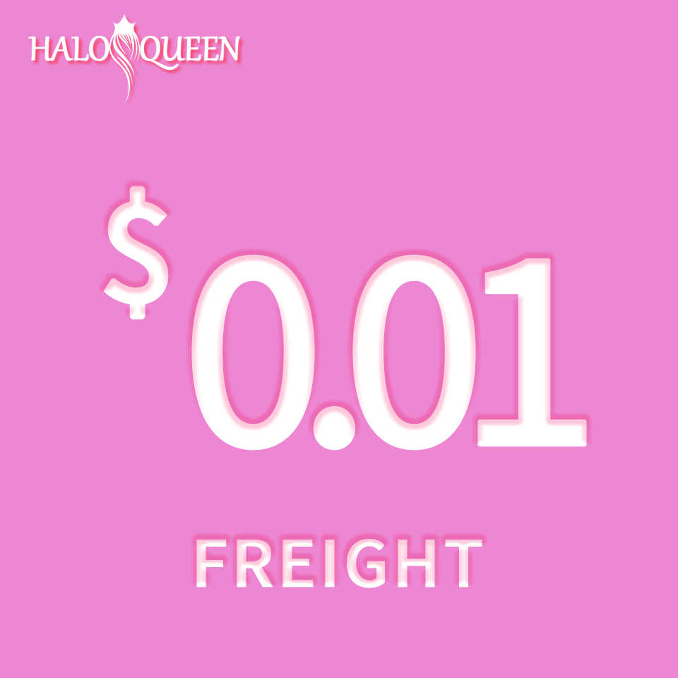 HALOQUEEN EXTRA FEE FOR SHOPPING