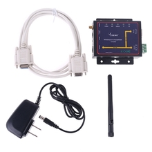 WiFi Ethernet RJ45 to RS232 RS485 Serial Server Converter Support WatchDog Modbus Gateway TCP UDP IP P2P