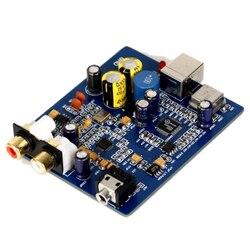 Плата декодера USB ES9018K2M + SA9023 Fever o DAC, звуковая карта, модуль декодирования «сделай сам» для усилителей мощности, домашнего кинотеатра