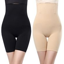 Shapewear Shorts Women Panties Slimmer Compression Seamless High-Waisted Butt-Lifter