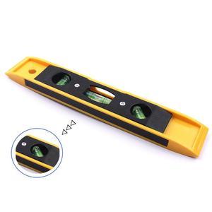 Image 3 - Chaud 230mm 9.06 pouces bulle niveau règle magnétique 3 niveau bulle verticale/horizontale/45 degrés niveau Instruments de mesure