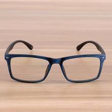 Eye Glasses Men and Women Unisex Wooden Pattern Fashion Retro Optical Spectacle Eyeglasses Frame Vintage Eyewear