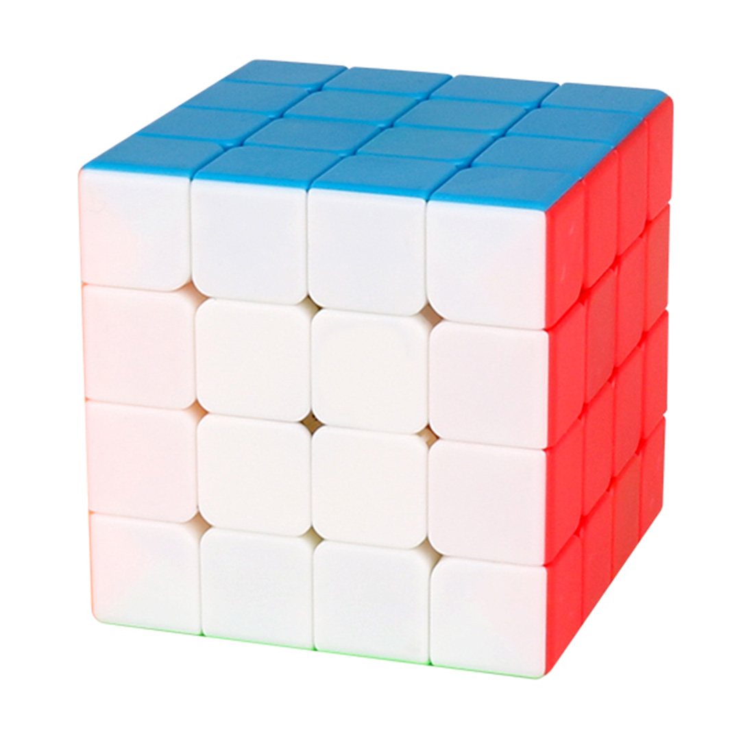 MeiLong4 MF8826 4 X 4 Magic Cube Puzzle Game Puzzle Cubes Kids Early Educational Toy For Children New Cube 2019 - Colorful(China)