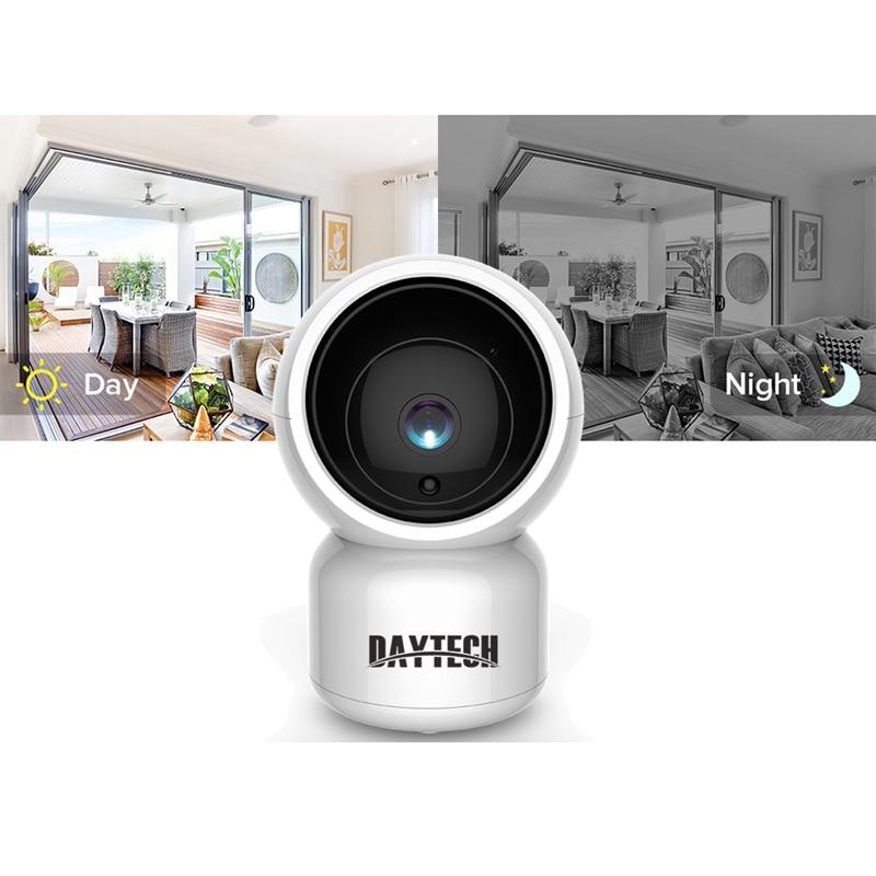 Daytech otthoni biztonsági IP kamera Vezeték nélküli WiFi kamera - Biztonság és védelem - Fénykép 4