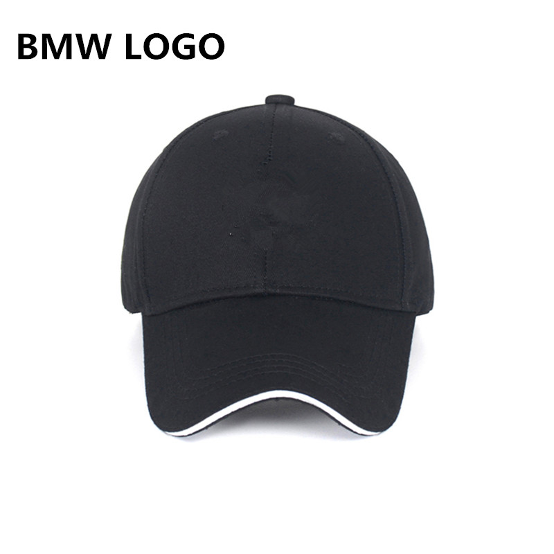 Men Fashion Cotton Car Logo M Performance Baseball Cap Hat For BMW X1 X3 X4 X5 X6 M3 M5 M6 5 7 330i Z4 GT 760li E30 E34 E36 E38