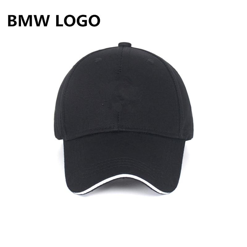 Men Fashion Cotton Car Logo M Performance Baseball Cap Hat For BMW X1 X3 X4 X5 X6 M3 M5 M6 5 7 330i Z4 GT 760li E30 E34 E36 E38