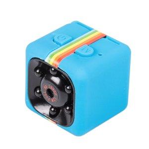 SQ11 Mini cámara HD 1080P con Sensor, videocámara nocturna, movimiento DVR, Micro Cámara deportiva, vídeo DV, cámara pequeña, cámara SQ 11