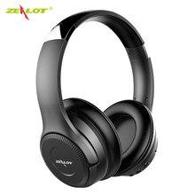 ZEALOT B26 Drahtlose Kopfhörer Bluetooth Headset Faltbare Kopfhörer Tiefe Bass Kopfhörer Mit Mic TF Karte Für Handy