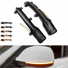 For Audi Q5 SQ5 8R Q7 4L 2010 2011 2012 2013 2014 2015 2016 LED Dynamic Blinker Mirror Indicator Sequential Turn Signal Light 2 pieces dynamic led turn signal light side mirror indicator sequential blinker for audi q5 sq5 8r q7 4l