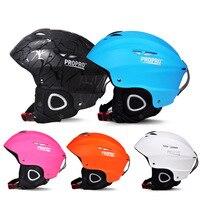 Grosso capacete de esqui homem e mulher engrenagem de proteção para crianças folheado equipamento de esqui proteção adulto ultra leve genuíno produto s|Protetor auricular| |  -