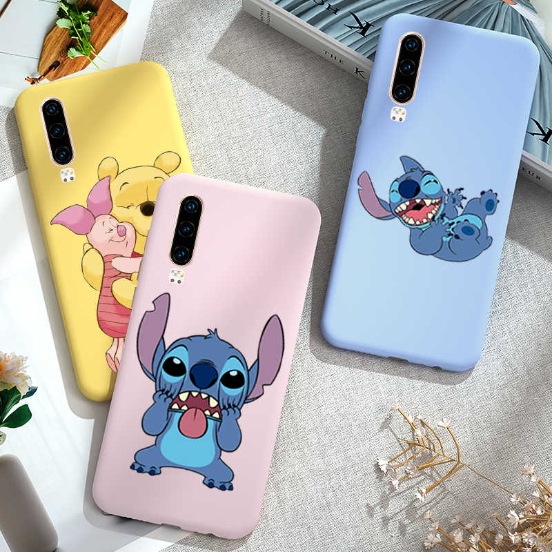 sFor Huawei P30 Lite Pro Case Soft Silicone For Huawei P Smart Plus Mate 10 20 Lite P10 P20 Pro Y5 Lite 2018 Y6 2019 Case Cover