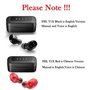Image 5 - Youpin FIIL T1X Vero Sport Senza Fili Bluetooth Auricolari Bluethooth 5.0 Auricolare Riduzione Del Rumore Con Il Mic di Controllo Touch Auricolari