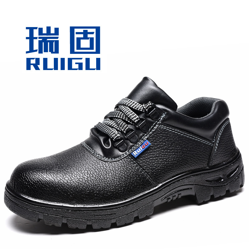 Manufacturers Direct Selling Safety Shoes Safe Protective Shoes Anti-smashing And Anti-penetration Anti-slip Main Wholesale