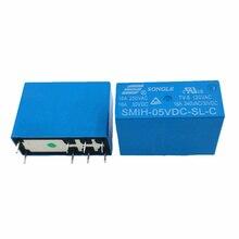 цена на SMIH-05VDC-SL-C SMIH-12VDC-SL-C SMIH-24VDC-SL-C16A Relay normally open 8 feet