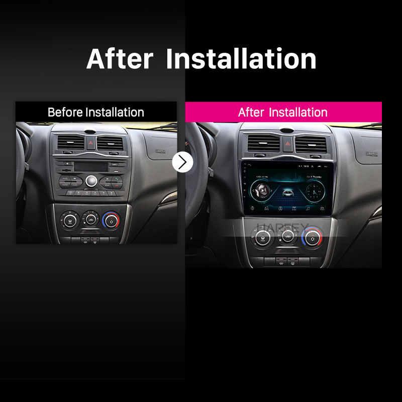 Harfey HD タッチスクリーン 9 インチのアンドロイド 8.1 gps ナビ車ラジオ 2018-2019 Lada グランタ aux サポート carplay DAB + DVR OBD