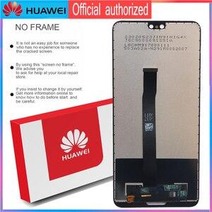 Image 5 - 100% Original Display with Knuckle screenshot frame Fingerprint for Huawei P20 LCD Touch Screen EML L09 EML L22 EML L29 EML AL00