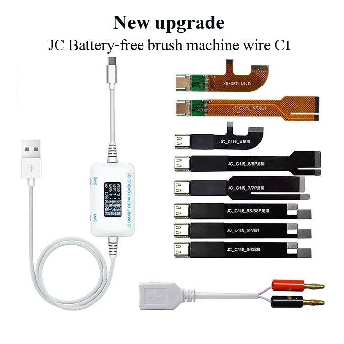 JC C1 Smart Repair Box For IPhone 8 Plus / 8 / 7 Plus / 7 / 6S Plus / 6S / 6 Plus / 6