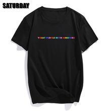 Мужская футболка с принтом Гарри стайз летняя разноцветная tpwk