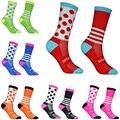 Уличные спортивные мужские носочки для велоспорта  удобные баскетбольные Носки для бега  спортивные носки высокого качества  MTB  шоссейные ...