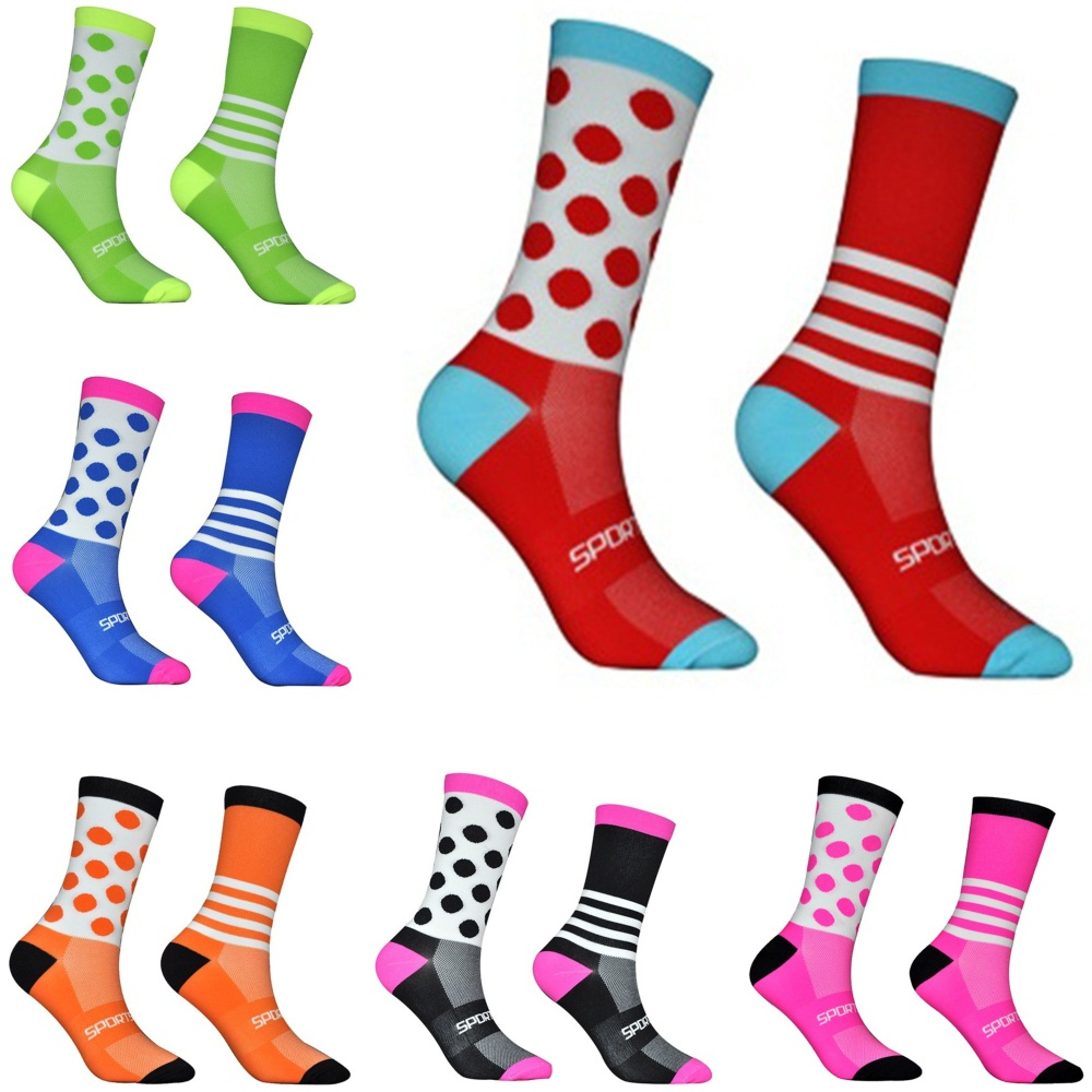 Outdoor Sport Men NW Cycling Socks Comfortable Basketball Running Sports Socks High Quality MTB Road Bike Bicycle Socks 3 Colors