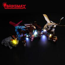 Briksmax светодиодный светильник комплект для 75952 Ньюта чехол