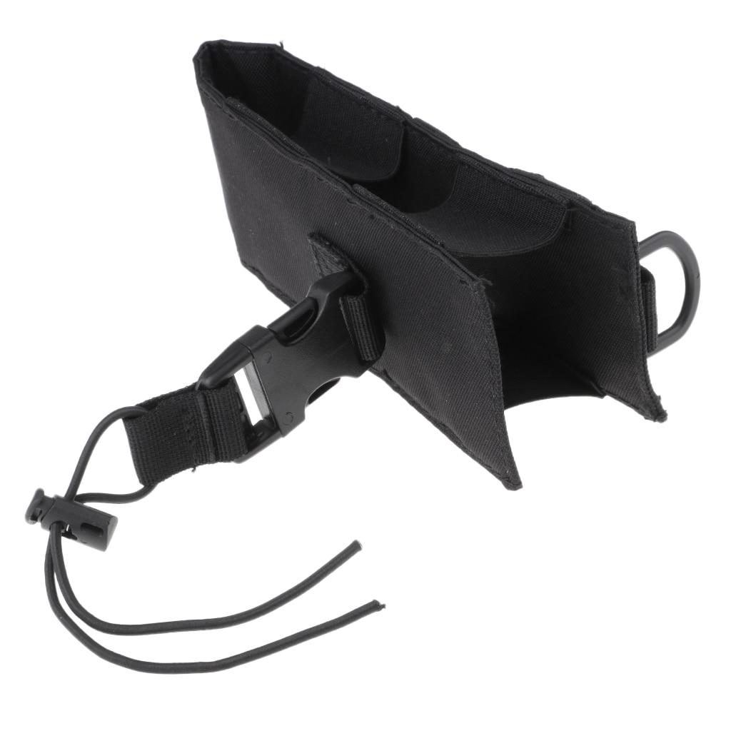 1 Piece Walkie Talkie Holder Walkie Talkie Waist Pouch Radio Pouch Multi-purpose Bag Durable To Use