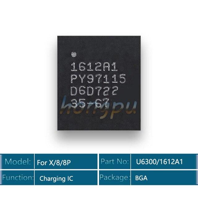 5 قطعة/الوحدة جديد U6300/1612A1 56 دبابيس ل iphone X/8/8 زائد U2 شاحن يو اس بي شحن هيدرا ic