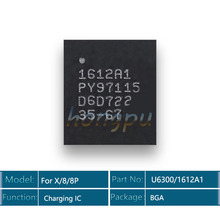 5 stks/partij Nieuwe U6300/1612A1 56pins voor iphone X/8/8 plus U2 USB charger opladen hydra ic