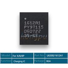 5pcs/lot New U6300/1612A1 56pins for iphone X/8/8plus U2 USB charger charging Hydra ic