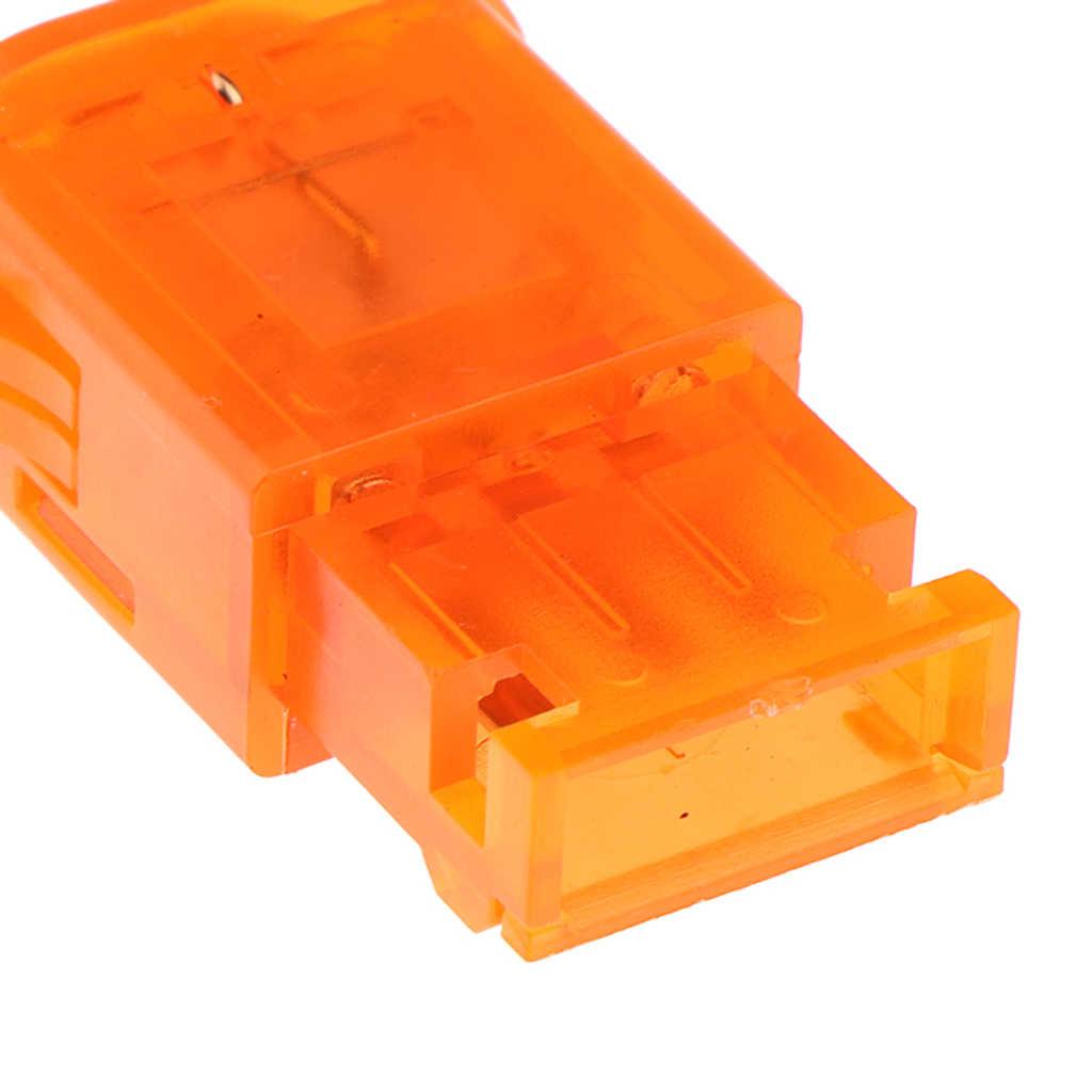 Interruptor de señal de giro de Flash Dual de encendido/apagado de Faro de manillar para ATV