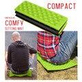 Влагостойкий складной коврик из вспененного этилвинилацетата, подушка, сиденье, складной коврик для кемпинга, парка, пикника, 39x28x2 см, влаго...