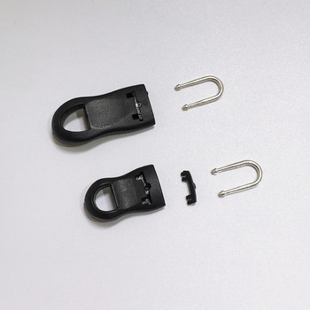 Removable zipper lock for clothing 3