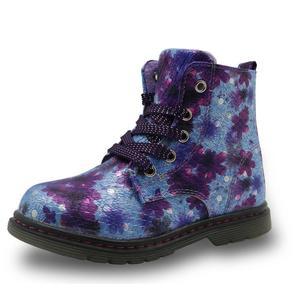 Image 2 - Bottines en cuir PU antidérapantes pour filles, chaussures pour enfants Martin, printemps automne et hiver