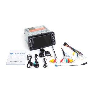 Image 5 - 4GB 64DSP 2 דין אנדרואיד 10 רכב רדיו נגן DVD עבור טויוטה קורולה E120 BYD F3 2000 2003 2004 2005 2006 MultimediaGPS ניווט