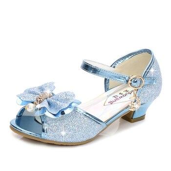 5 Colors Children Princess Sandals Kids