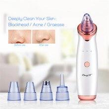 Removedor de Cravo para pele, sucção a vácuo de remoção, ferramenta facial Diamond Dermabrasion Machine Face Clean46