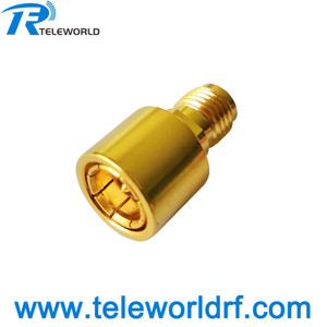 Image 2 - 5pcs SMA fast plug adapter quick Connector SMA male to SMA female 12GHz 50ohm VSWR 1.2