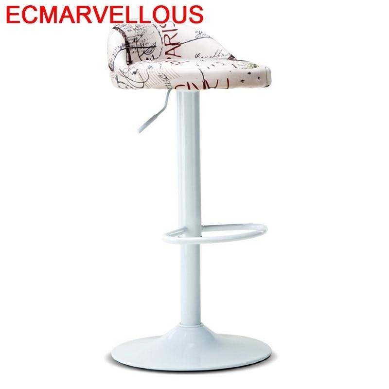 Hokery Ikayaa Bancos Moderno Sedie Barstool Kruk Stoelen Sgabello Sedia Cadeira Tabouret De Moderne Stool Modern Bar Chair
