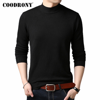 Brand Sweater Casual Winter Thick Warm Sweaters Soft Knitwear
