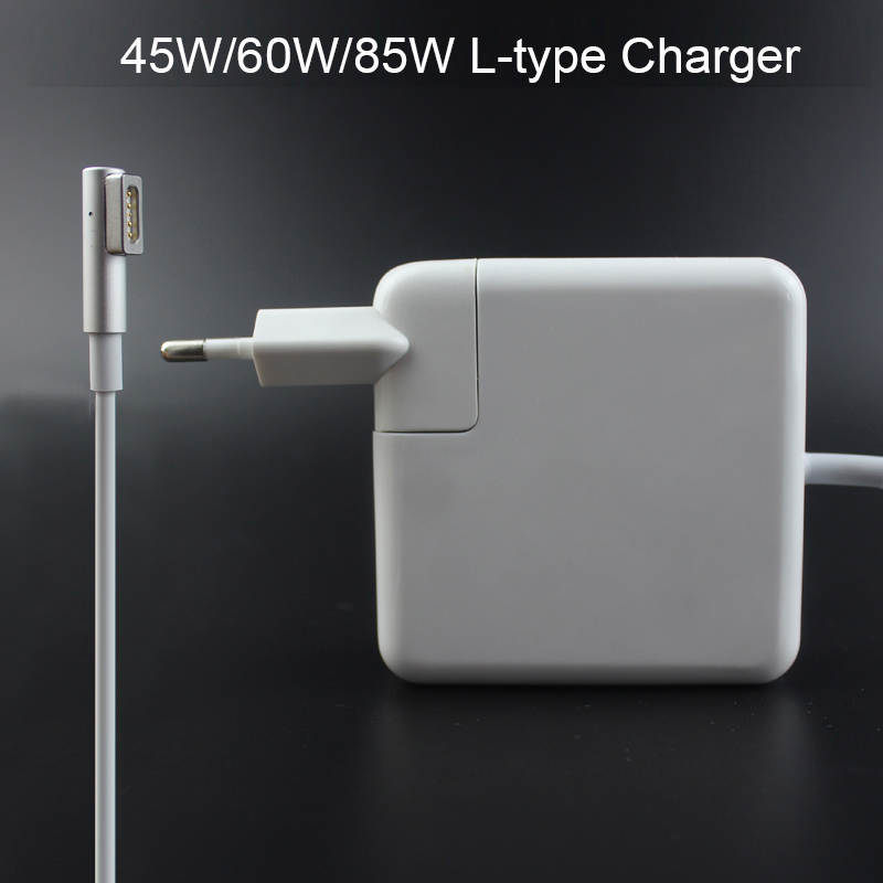 New 45W 60W 85W Magsaf*1 L-Tip Laptop Power Adapter Charger For Apple Macbook Pro 11
