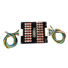13S  16S 17S 5A 6A Active Equalizer Balancer  Lifepo4 Lithium Lipo LTO Battery Energy active equalization module Fit Capacitor