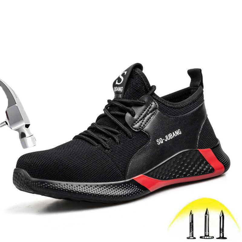 Steel Toe Shoes for Men and Women