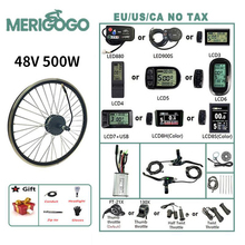 2021 New Products 48V 500W Ebike Conversion Kit Front Motor 16