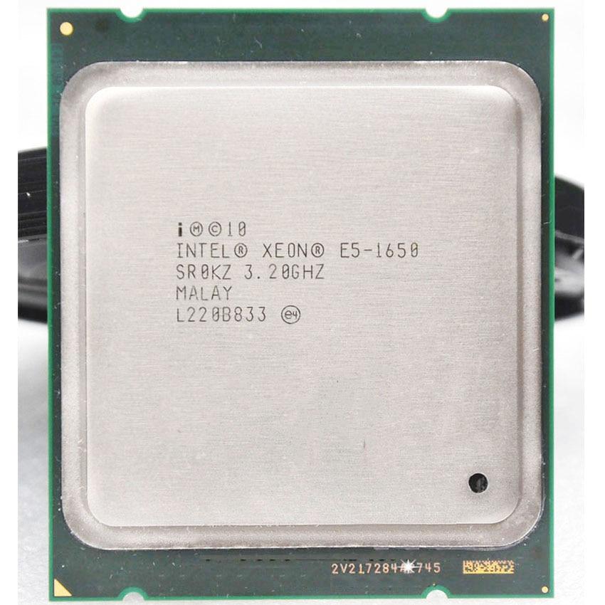 Intel Xeon E5-1660 E5 1660 3.3 GHz Six-Core Twelve-Thread CPU Processor 15M 130W LGA 2011
