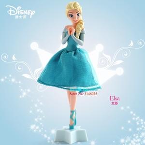 Image 5 - Genuino Disney 18 centimetri Principessa Cenerentola Biancaneve Penna A Sfera Action Figure Decorazione PVC Collection Figurine Giocattoli Per I Regali Per Bambini