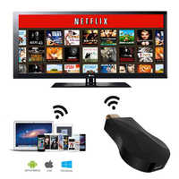 HDMI WiFi Display Dongle YouTube Netflix AirPlay Miracast TV Stick per Google Chromecast 2 3 Chrome Crome Cast Cromecast 2