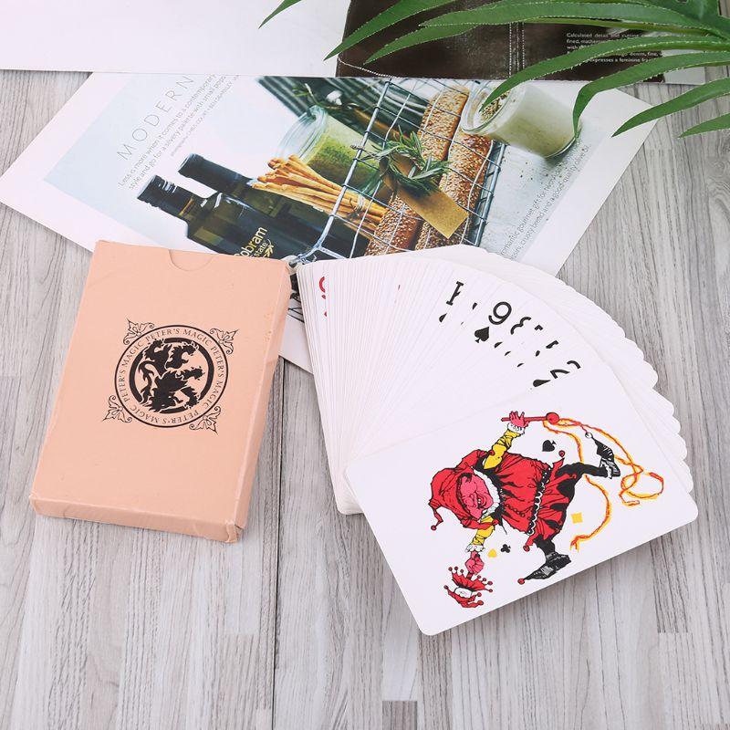 ultra-thin-plastic-playing-cards-set-trend-54pcs-deck-font-b-poker-b-font-classic-magic-tricks-tool-magic-font-b-poker-b-font-card-magician-props-bar-party