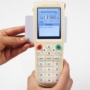 Image 2 - Vente directe! Copieur de carte intelligente Icopy5, Version anglaise, duplicateur de carte, lecteur/ID, RFID NFC