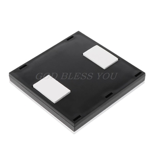 Image 2 - 433MHZ 86 Type Wireless Glass Panel Remote Control Wall Touch Switch RF Controller Sticker For Home Room LED Light Lamp Supplies