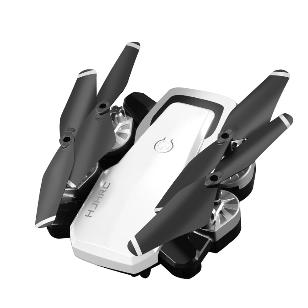 HJ28 Drone 5.0MP 1080P  Wifi FPV Foldable 6-Axis Gyro Headless RC Helicopter Quadcopter Drones Selfie With Camera HD 1